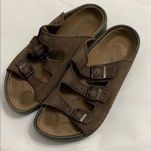 """Birkenstock sandals size 40"""""""